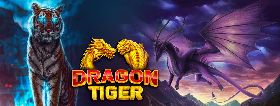 Tips Main Dragon Tiger Modal Kecil Untung Selangit